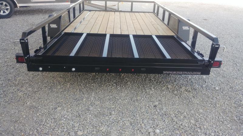2018 Sure-trac 7x14 3k Tube Top