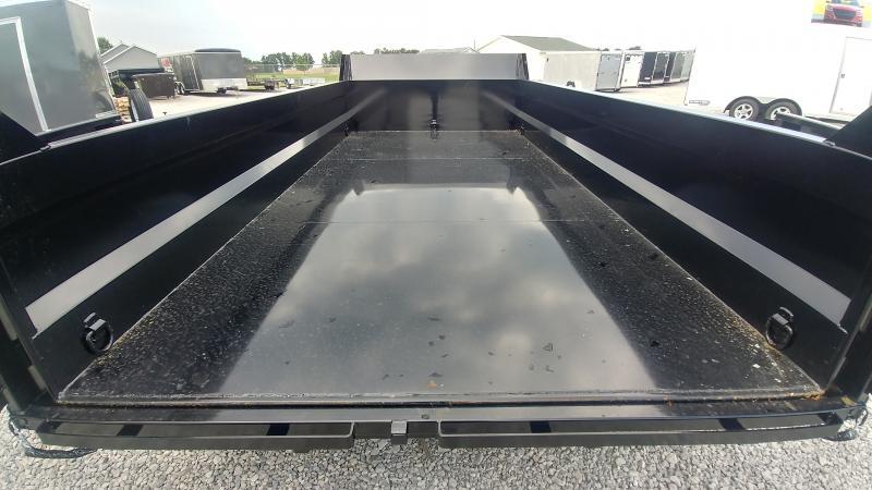 2018 Sure-trac 7x14 Tele Dump