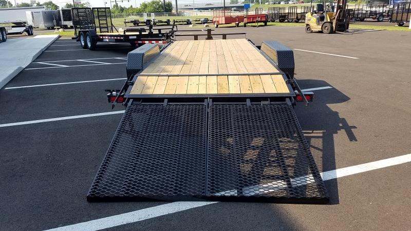 2019 Sure-trac 7'x18' Implement Full Ramp 14k