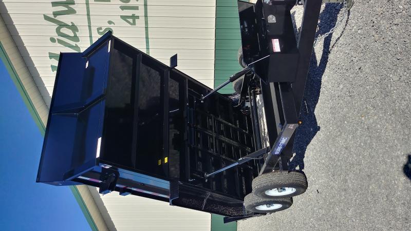 2019 Sure-trac 7x12 Dump 12k Dual Ram