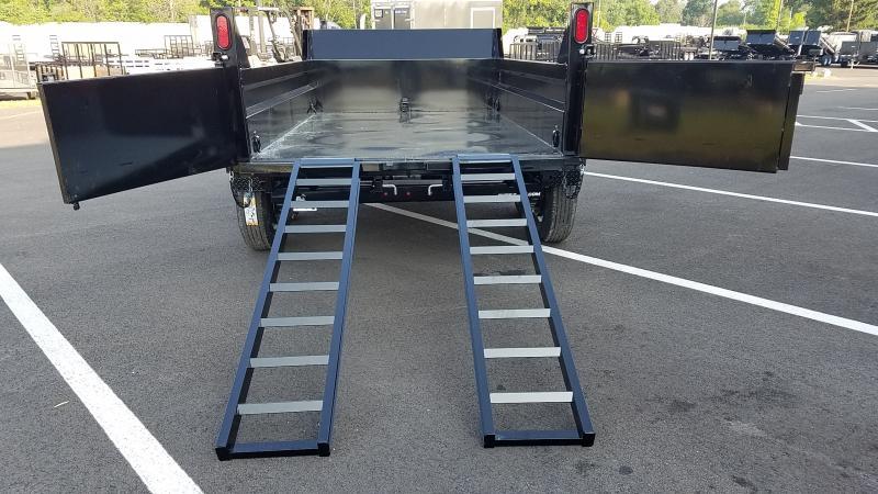 2019 Sure-trac 6'x10' Low Pro Single Ram 10k