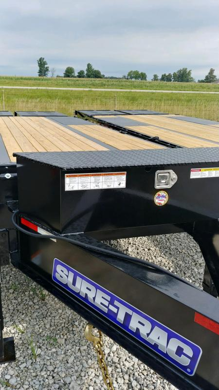 2020 Sure-trac 8.5 X 20+5 Deckover 25.9k Bp
