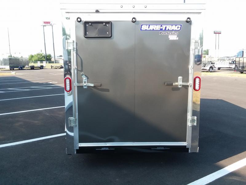 2019 Sure-trac 6'x12' Charcoal 3k