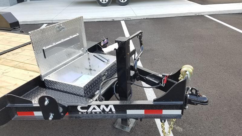 2019 Cam Superline 7'x15'+4' Tilt 16k