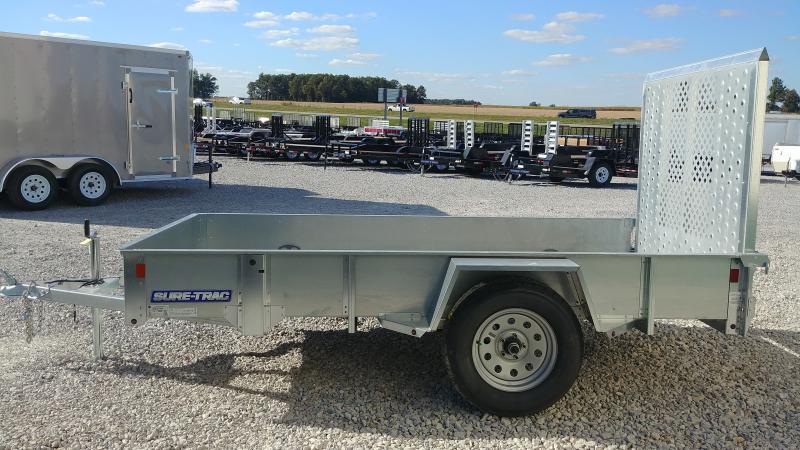 2018 Sure-trac 5x10 Galvanized