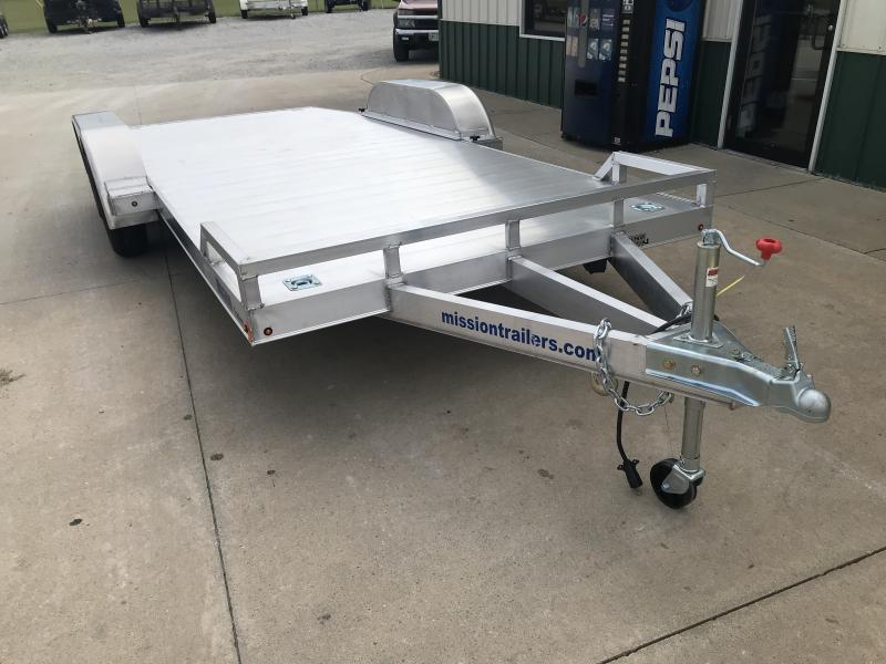 "2019 Mission 80"" X 18' Car Hauler"