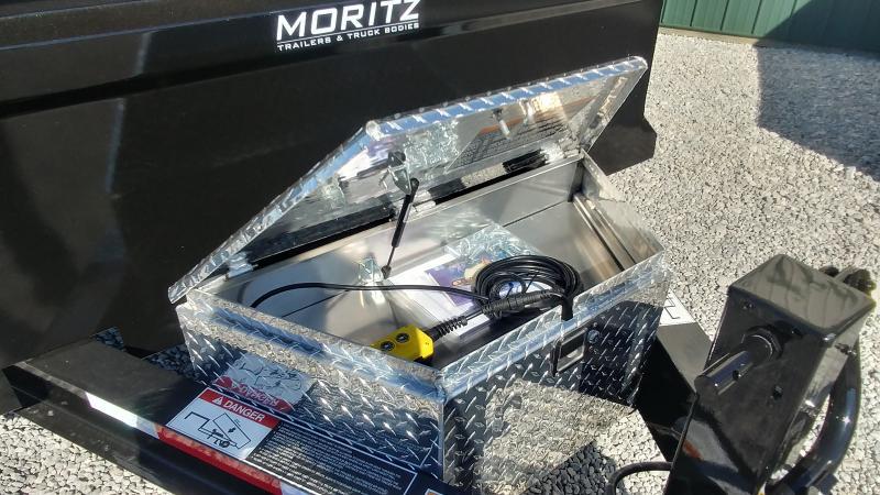 2019 Moritz 7x14 Dump 14k Scissor