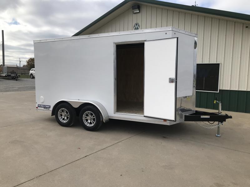 2019 Sure-trac 7x14 Psw 7k White