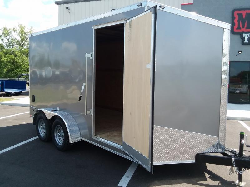 2019 Stealth 7'x14' Pewter 7k