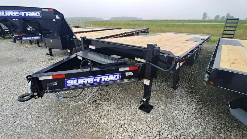 2020 Sure-trac 8.5 X 22 Deckover 15k Power Tilt