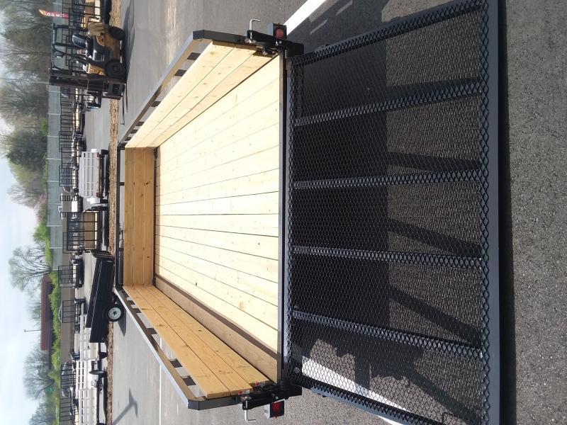 2018 Sure-trac 7'x16' Three Board