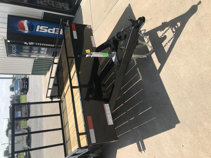 2019 Sure-trac 6x10 Steel High Side 3k