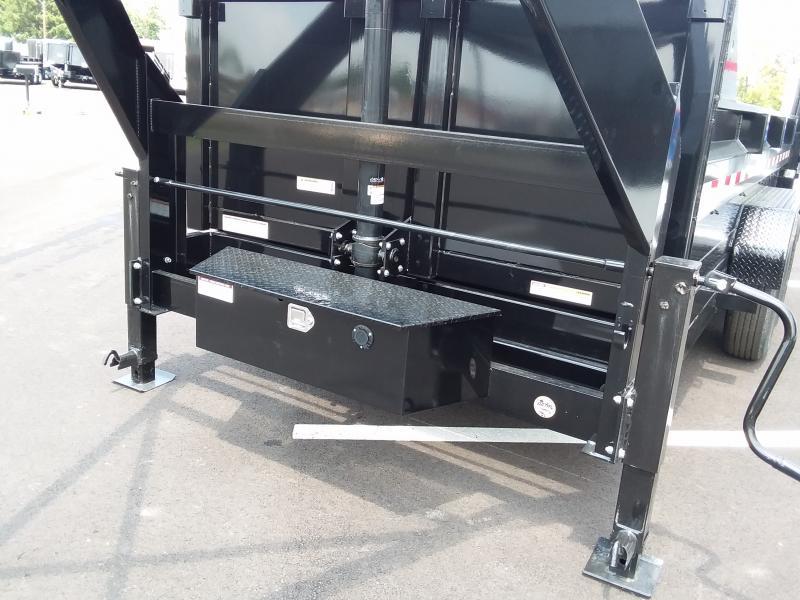 "2019 Sure-trac 82""x14' Low Pro Goose Telescopic 14k"