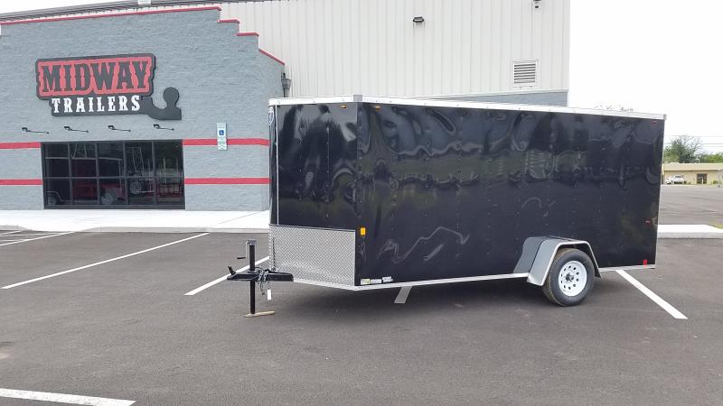 2018 Interstate 6' X 14' Enclosed
