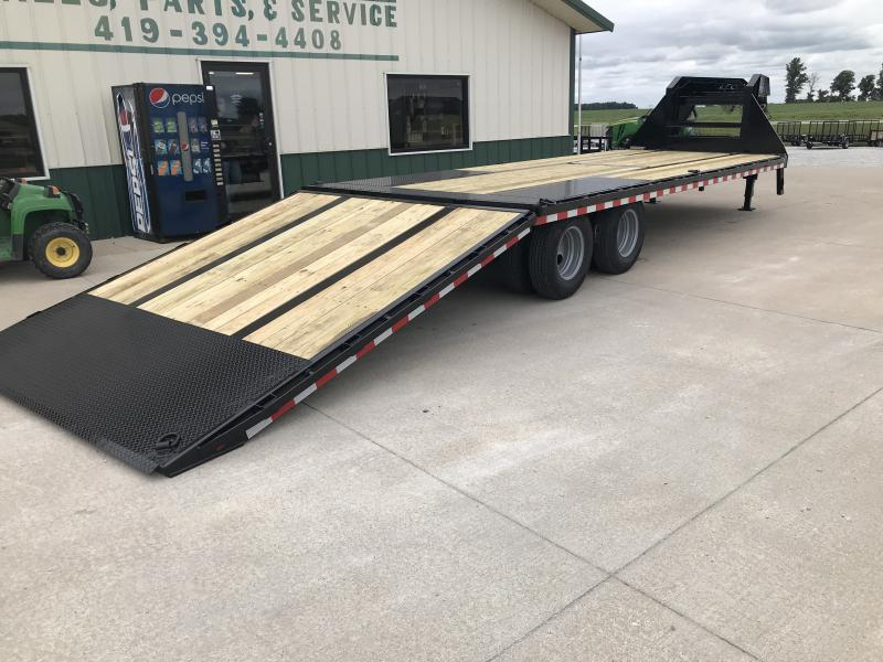 2019 Sure-trac 8.5 X 22+10 Gn Hyd. Dovetail 22.5k