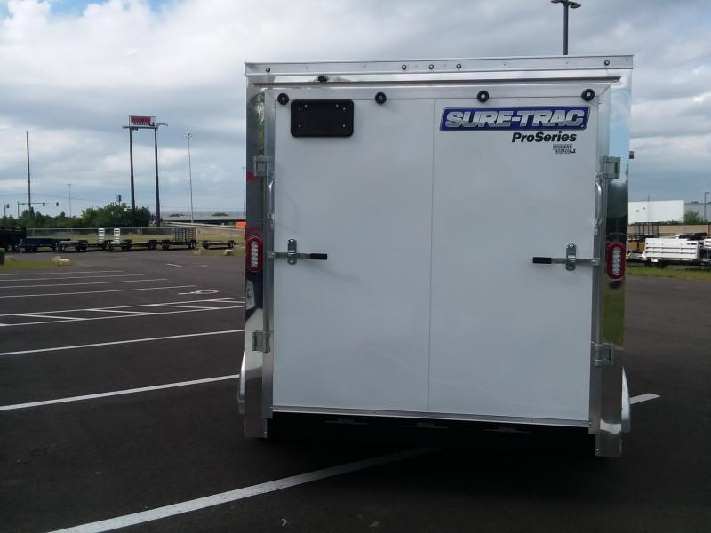 2019 Sure-trac 7'x12' White 7k