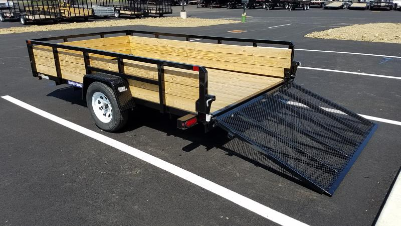 2018 Sure-trac 7' X 12' Three Board 3k