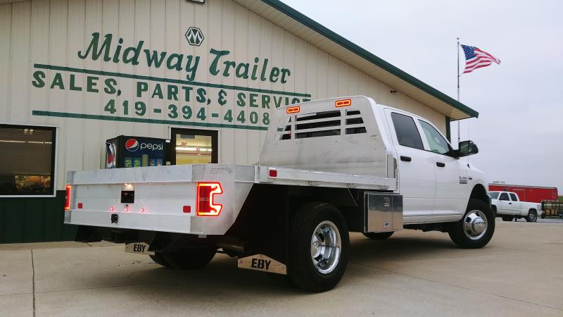 """2020 Eby 8'6""""x 101.25"""" """"truck Bed"""