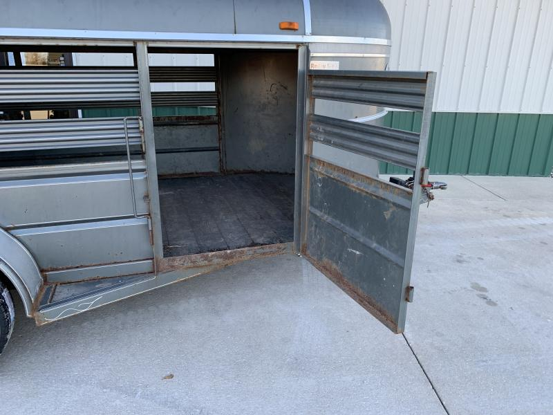 2001 Ponderosa 6x16 Livestock 7k Low Pro