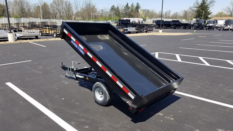 2019 Sure-trac 4.5'x8' Utility Dump