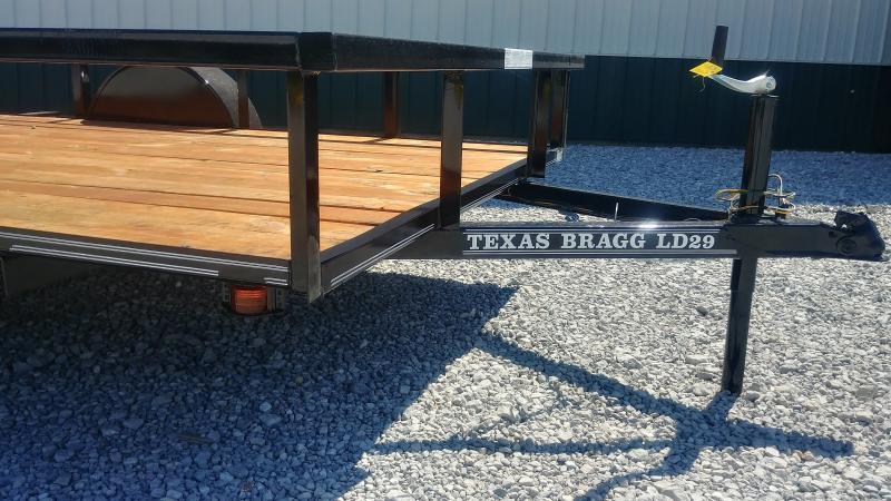 """2018 Texas Bragg 77""""x10' Tube Top"""