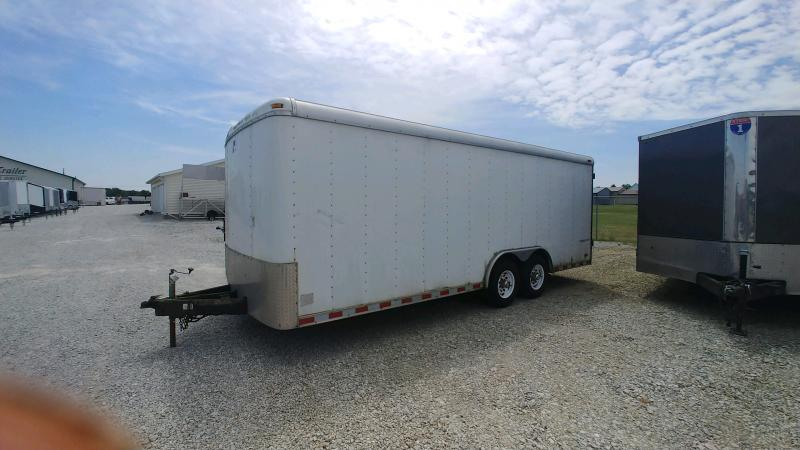 2002 Pace 8x20 Cargo 7k