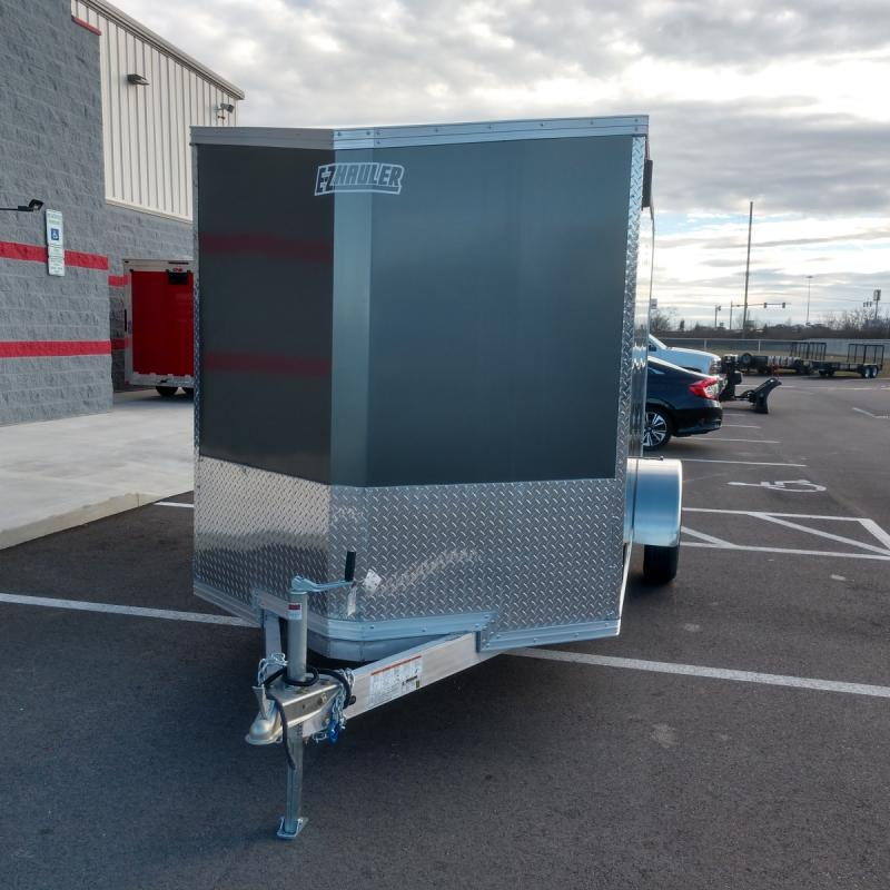 2019 Ez Hauler 6x10 Enclosed Charcoal