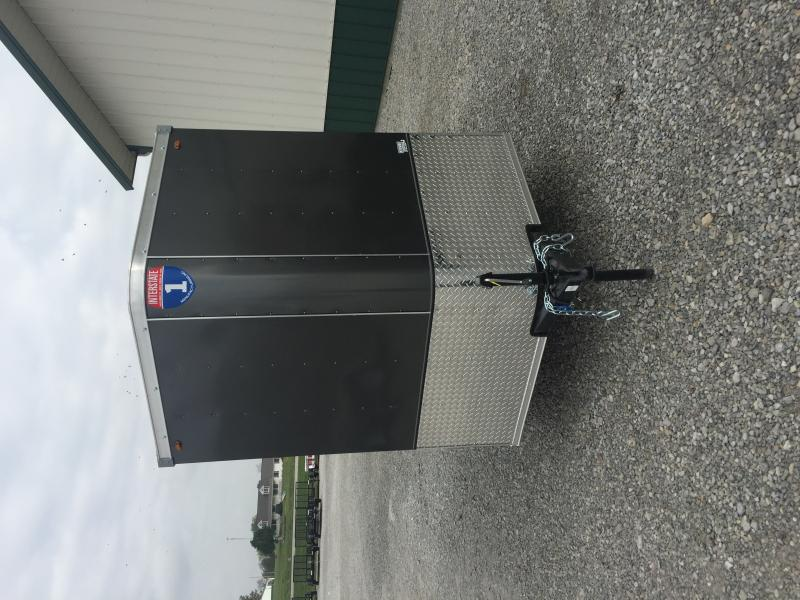 2019 Interstate 6 X 12 Charcoal Enclosed
