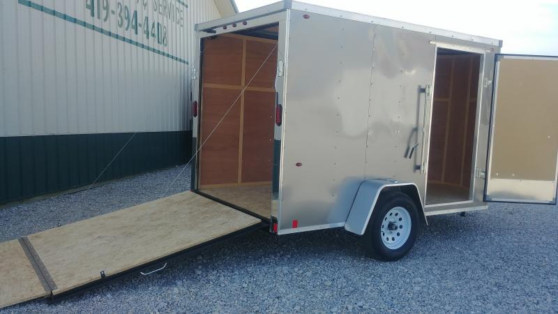2018 Interstate 6x10 Enclosed