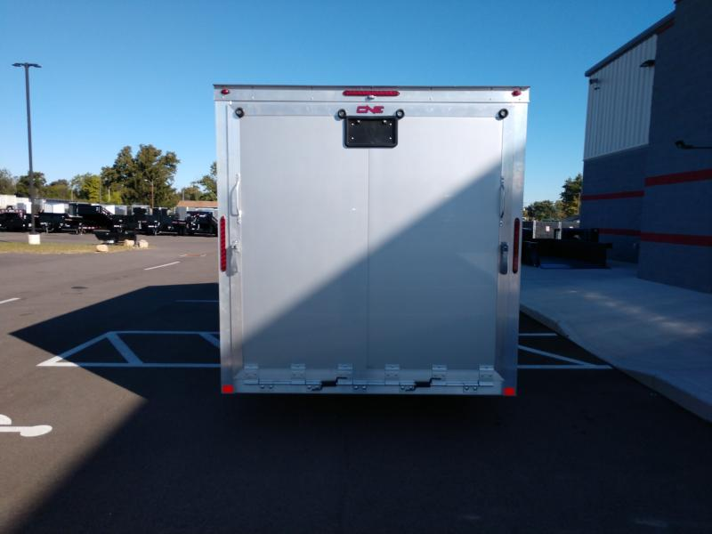 2019 One Trailer 7' X 16' Alum. Silver 7k