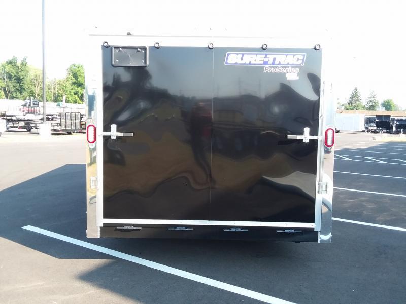 2019 Sure-trac 8.5'x20' C.hauler Black 10k