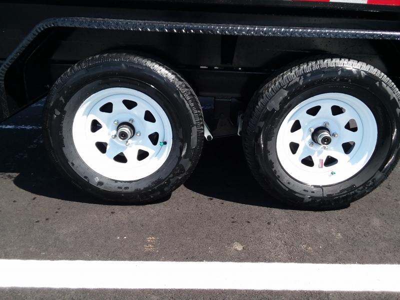 2019 Sure-trac 5'x10' 7k Dump Single Ram