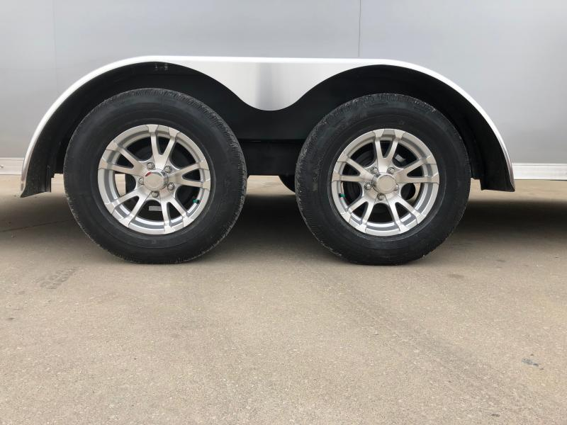 """2019 Sure-trac 7x16 Psw 7k Silver +6"""" Extra Height"""