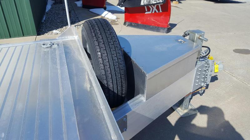 2018 Eby 7x18 Low Pro 14k Tradesman