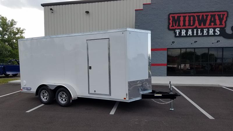 2019 Sure-trac 7' X 16' Enclosed 7k