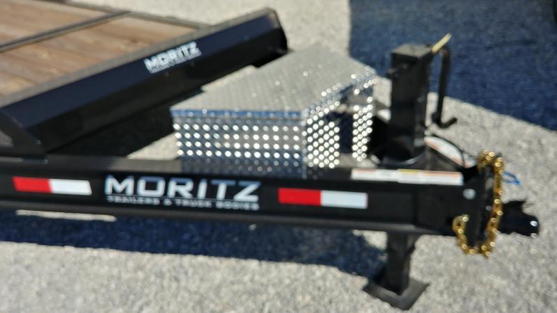 2019 Moritz 7x16+4 16k Tilt