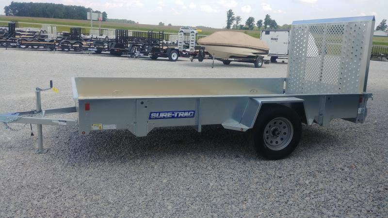 2018 Sure-trac 6x12 Galvanized 3k
