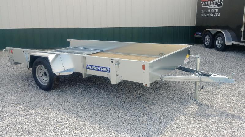 2018 Sure-trac 6x12 Galvanized