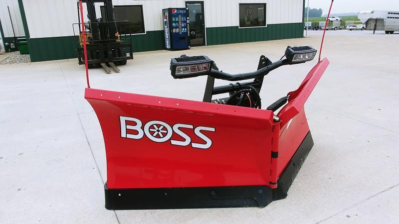 """2018 Boss 8'2"""" Dxt Plow Steel"""