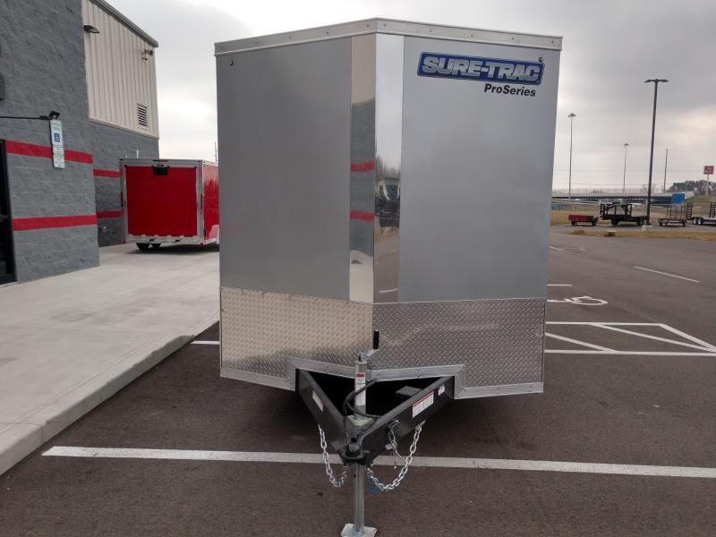 2019 Sure-trac 7'x16' Silver Frost 10k