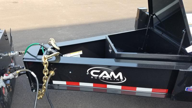 2019 Cam Superline 8.5'x25' Air Brake 52k Bp