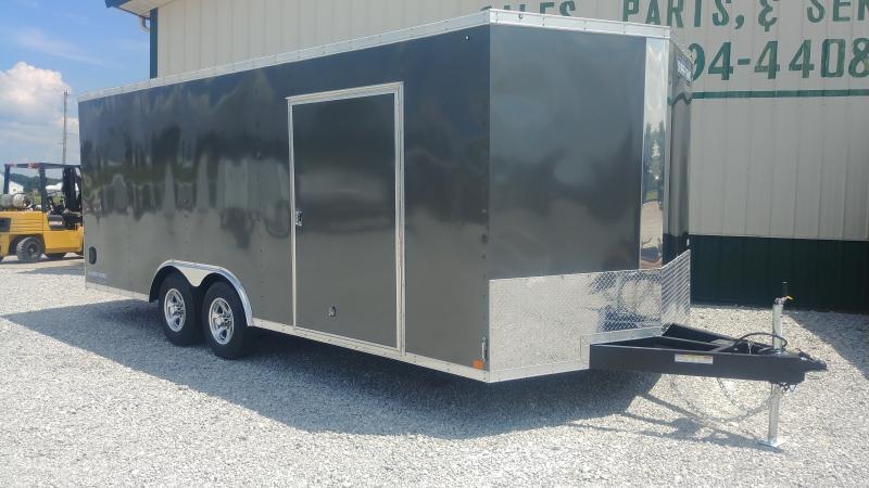 2019 Sure-trac 8.5x20 Enclosed Charcoal 10k