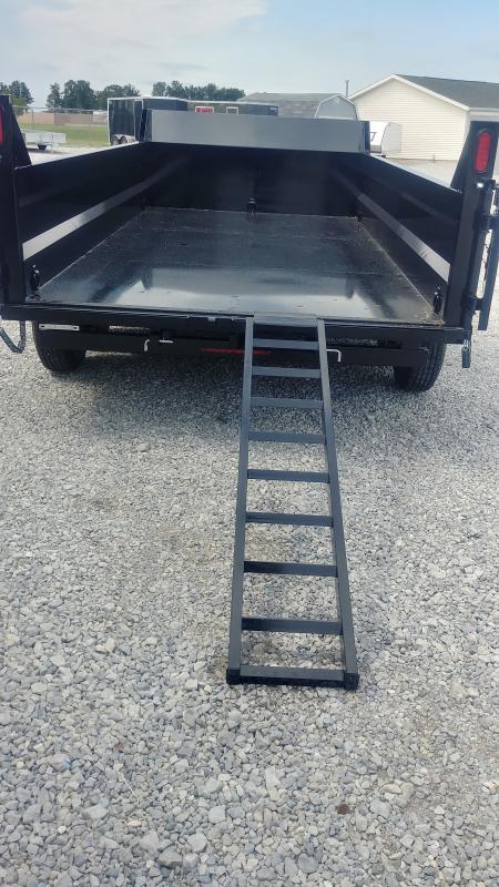 2019 Sure-trac 7x14 Dump 14k Scissor