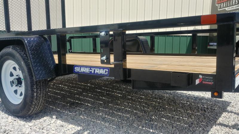 2018 Sure-trac 5x10 Tube Top