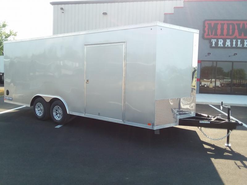 2019 Sure-trac 8.5'x20' C. Hauler Enclosed 10k