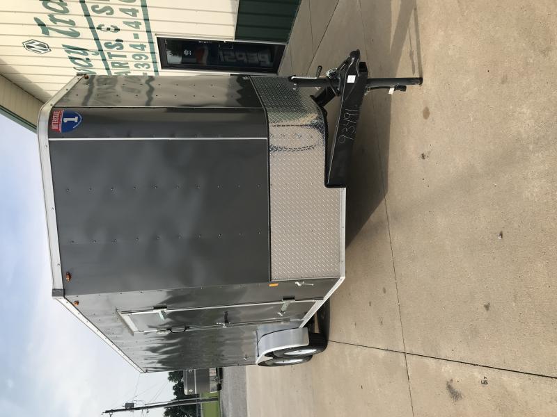 2018 Interstate 7x16 Enclosed- Barn Doors