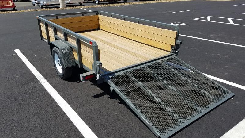 2019 Sure-trac 6'x10' Three Board