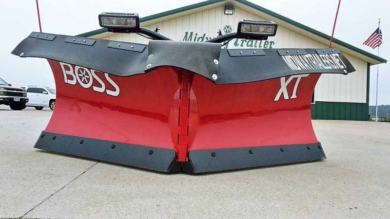 "2018 Boss 9'2"" Vxt Plow Steel"