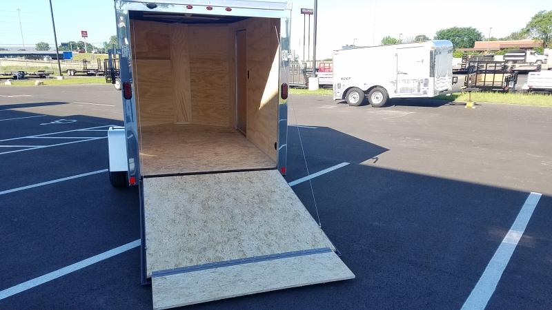 2018 Interstate 6' X 10' Enclosed