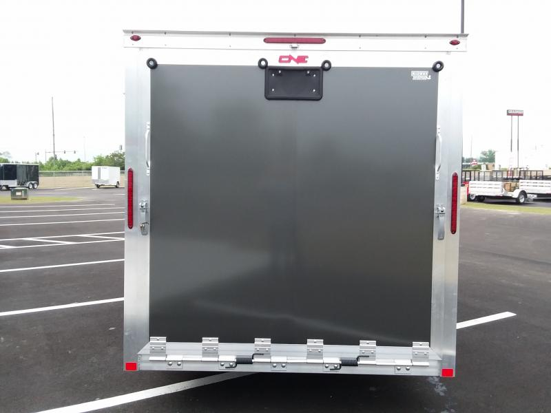 2018 One Trailer 7'x16' Alum. Charcoal 7k